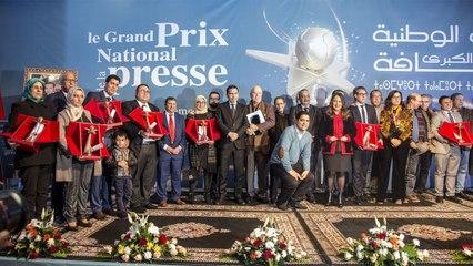 """الجائزة الوطنية للصحافة.. تيل كيل عربي من المتوجين بموضوع حول """"بارونات"""" فحم جرادة"""