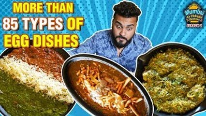 This Place In MUMBAI Serves MORE Than 85 Types Of Egg Dishes - Eggsplore - S2Ep14 - MKCR