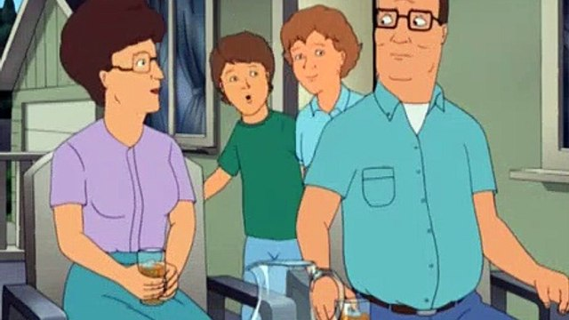 King of the Hill S13E07 - Straight as an Arrow