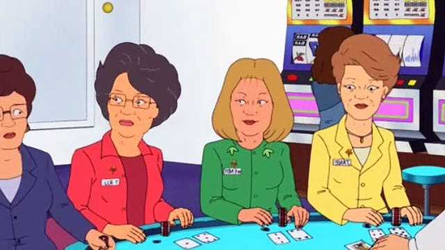 King of the Hill S13E09 - What Happens At The National Propane Gas Convention..