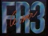 FR3 - 29 Avril 1986 - Pubs, bandes annonces - FR3 04-1986
