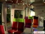 Nouvelle Rame RER Transilien Bombardier
