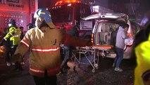 천안 쌍용동 호텔에 불...1명 사망·19명 부상 / YTN