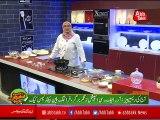 Abb Takk - Daawat-e-Rahat - Ep 413 (RFC Special Zinger Burger, Lemon Cake) - 20 Dec 2018