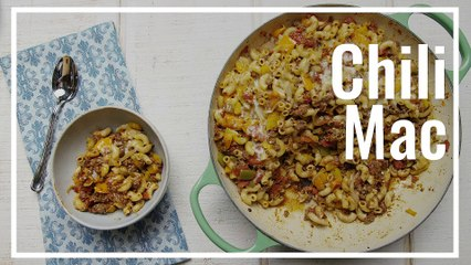 Chili Mac Southwest Skillet Recipe