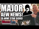 MAJOR All Elite Wrestling NEWS! Chris Jericho & Ex WWE Star Join AEW! | WrestleTalk News Jan. 2019