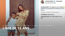 PHOTOS. Christina Milian : sa fille est son portrait craché !
