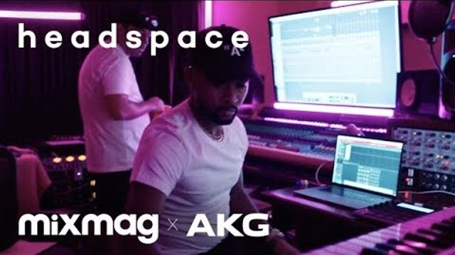 Joshua Tree Artist Retreat [Teaser]   HEADSPACE by AKG and Mixmag