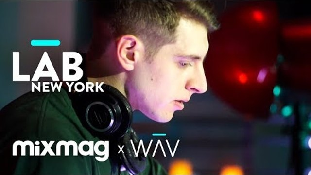 NATHAN MICAY (formerly BWANA) in The Lab NYC