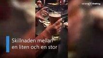 Stor eller liten öl - Retfullt liten skillnad