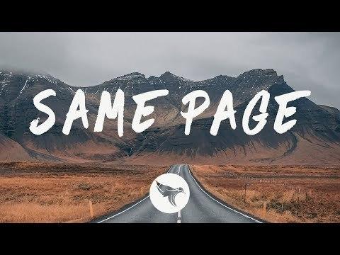 Vincent & Yetep - Same Page (Lyrics) feat. Brooke Daye
