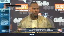 NESN Sports Today: James White, Sony Michel Break Down Patriots' Win Over Chargers