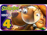 Scooby-Doo! First Frights Walkthrough Part 4 | 100% Episode 2 (Wii, PS2) Level 1