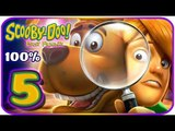 Scooby-Doo! First Frights Walkthrough Part 5 | 100% Episode 2 (Wii, PS2) Level 2 + Chase