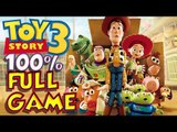 Toy Story 3 Walkthrough 100% Longplay FULL GAME (PS3, X360, Wii, PC)