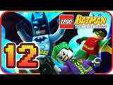 LEGO Batman: The Videogame Walkthrough Part 12 (PS3, PS2, Wii, X360) 12: Little Fun at the Big Top
