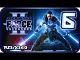 Star Wars: The Force Unleashed 2 Walkthrough Part 6 (PS3, X360, PC) No Commentary