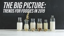 3 food trends for 2019 driven by 2018 lifestyles