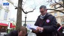Les maires ruraux déposent les doléances des Français à l'Assemblée