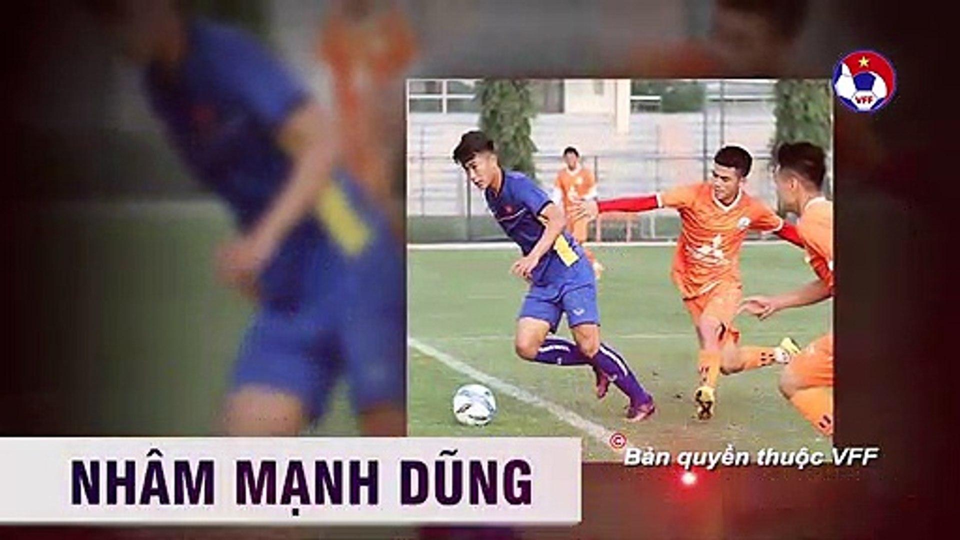 Đội Tuyển U22 Việt Nam hội quân chuẩn bị đá giao hữu với CLB Ulsan Hyundai | VFF Channel