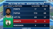 Time to Schein: Celtics Kyrie Irving amazing turn around play