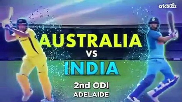 India vs Australia 2nd ODI 2019 January 15 full Highlight - Wickets