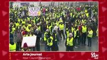 Haine des journalistes : le coup de gueule de Thomas Sotto (C à vous) - ZAPPING TÉLÉ DU 15/01/2019