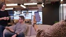 Battery-Free Bluetooth Sensor Tag Demo (1080p)