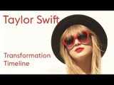 Taylor Swift's Evolution Through The Years: Transformation TImeline