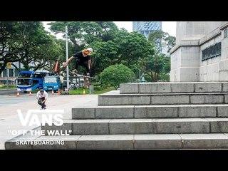 Malaysia - Sweet & Sour Feat Fikri Fauzi & Koya Miyasaka | Skate | VANS