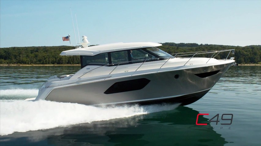 Tiara Yachts 49 Coupe