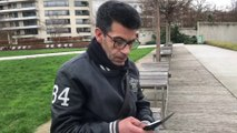 Explosion à Paris: le père d'une des victimes témoigne