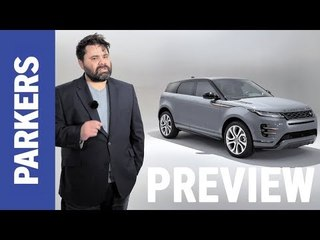 Range Rover Evoque 2019 PREVIEW | Would you buy one over an Audi Q5?