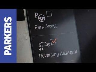 BMW Reversing Assistant Explained