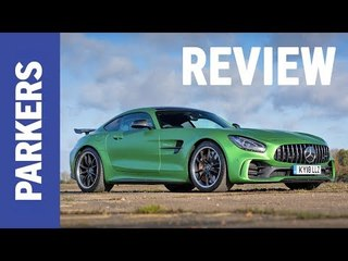 Mercedes-AMG GT R review | Is it the ultimate AMG car?