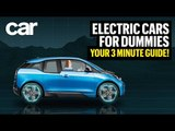 How To Charge An Electric Car | 3 Minute Guide