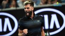 """Open d'Australie 2019 - Benoit Paire, vaincu au bout de la nuit : """"C'est injuste"""""""