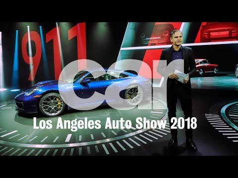 Los Angeles Auto Show 2018 review by CAR magazine