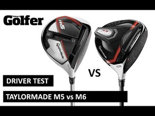 HEAD-TO-HEAD: TaylorMade M5 vs M6 drivers