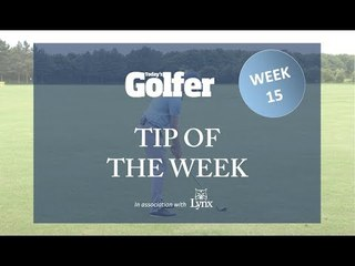 TG Tip of The Week: Fix Your Alignment On The Tee