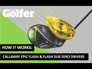 HOW IT WORKS: Callaway Epic Flash Face technology