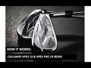 HOW IT WORKS: Callaway Apex 19 and Apex 19 Pro irons