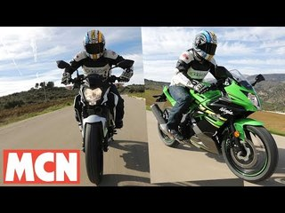 First ride: Kawasaki Ninja 125 + Z125 | Motorcyclenews.com