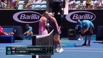 """Sloane Stephens defeats Timea Babos in battle of Australian Open """"frenemies"""""""