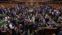 """""""Membres du Parlement, séparez-vous!"""" Ce moment où les parlementaires britanniques rejettent l'accord du Brexit"""