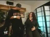 Smackdown 1 4 08 Chavo & Vickie Backstage