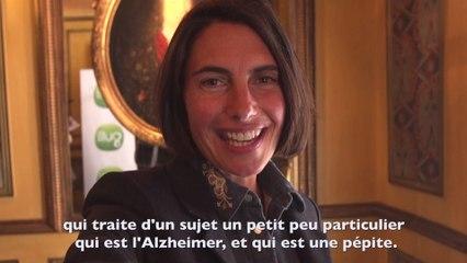 """La Story littéraire d'Alessandra Sublet : """"Mercredi, c'est papi !"""" - lecteurs.com"""