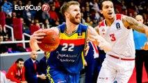 MoraBanc's clutch threes denied Zenit's comeback