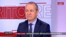 Territoire Sénat - Jean François Husson