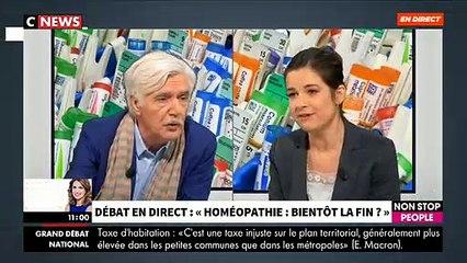 8b08b25479b0 Pour ou contre l homéopathie   En direct dans